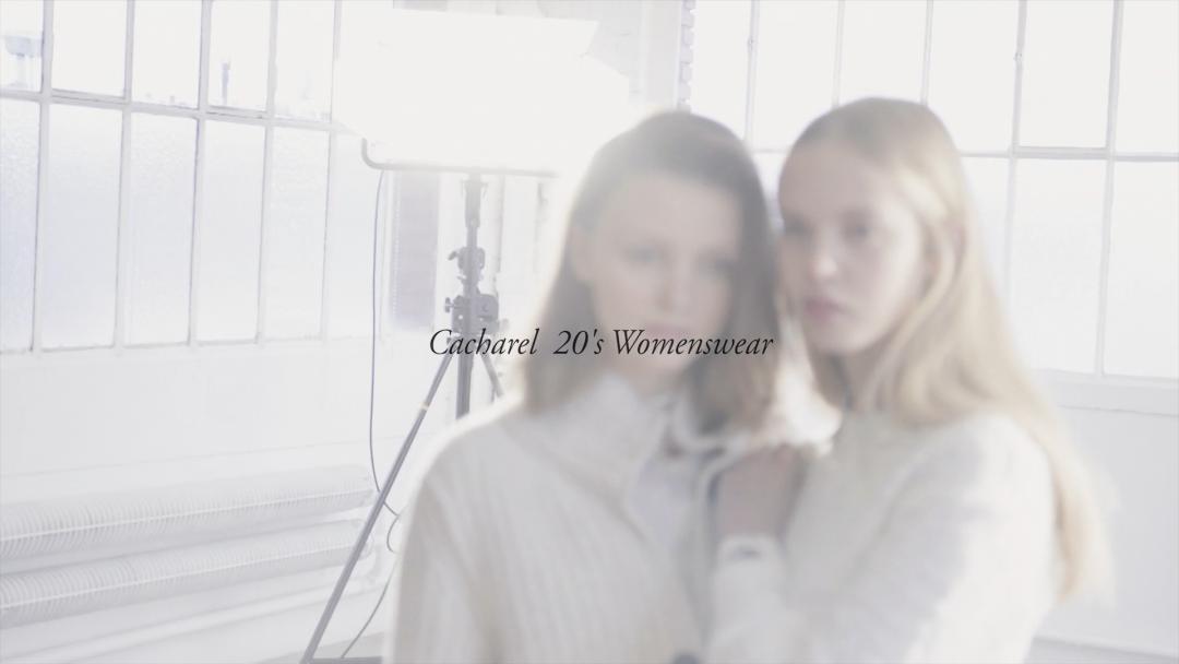 Extrait de la vidéo réalisée par Romain Winkler pour la marque Cacharel