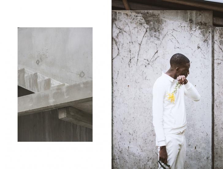 Photo fashion homme réalisée par Pierre Lucet Penato