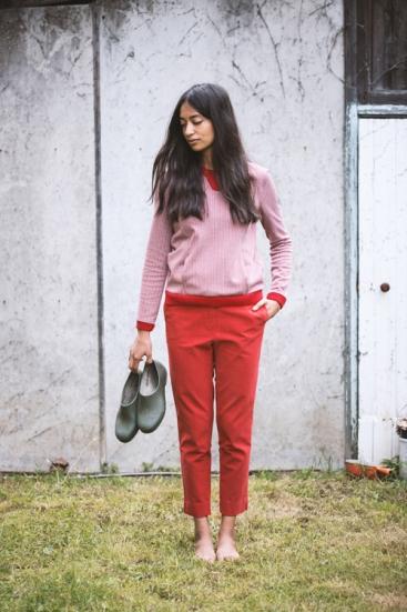 Photo fashion femme réalisée par Pierre Lucet Penato
