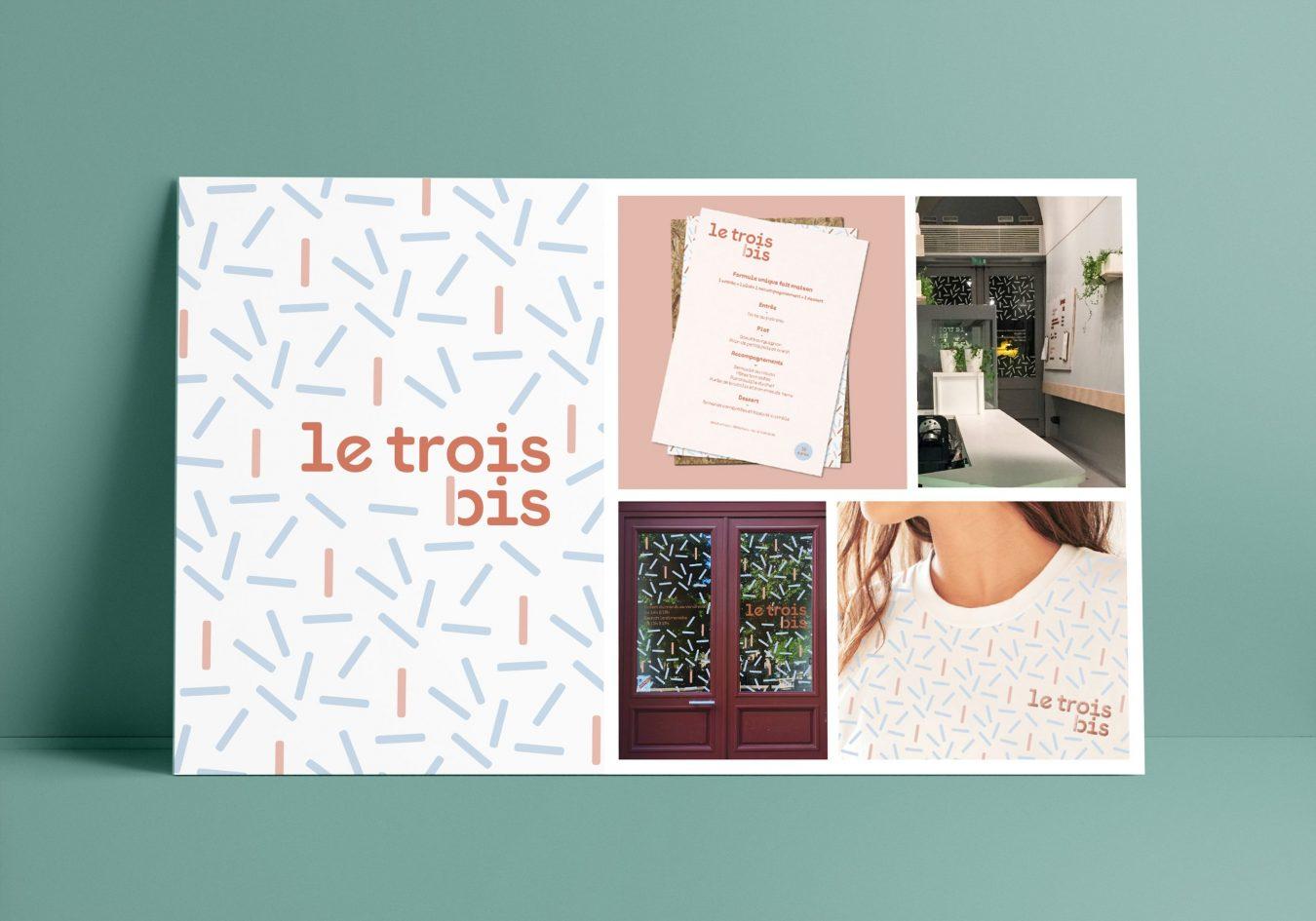 Gaîté Lyrique, le trois bis - Chef Bruno Viala - Restauration bistronomique