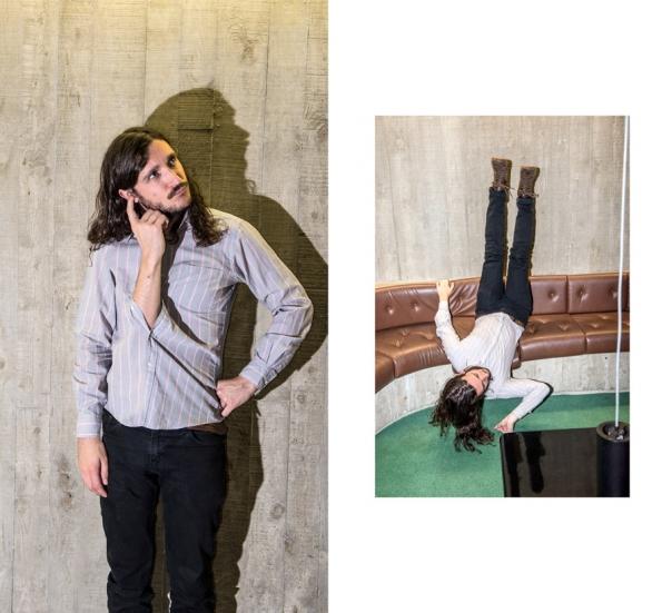 Photo Portraits homme réalisée par Pierre Lucet Penato