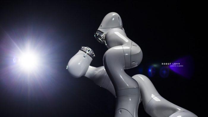 Robot love sont des robots créent par l'agence Realtime Robotics