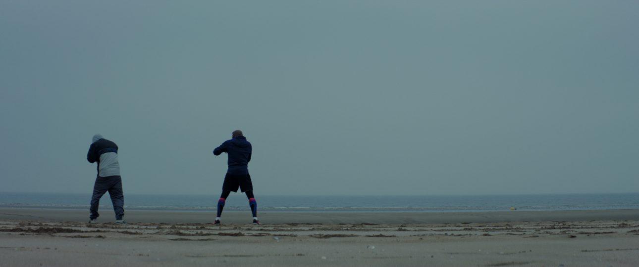 Sparring, film avec Mathieu Kassovitz. Le directeur de la photographie est Romain Carcanade.