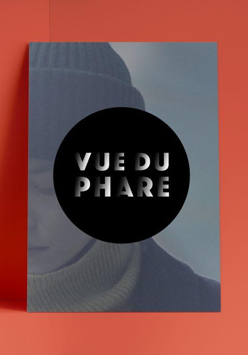 Identité de Vue du Phare réalisée par Arno Ché