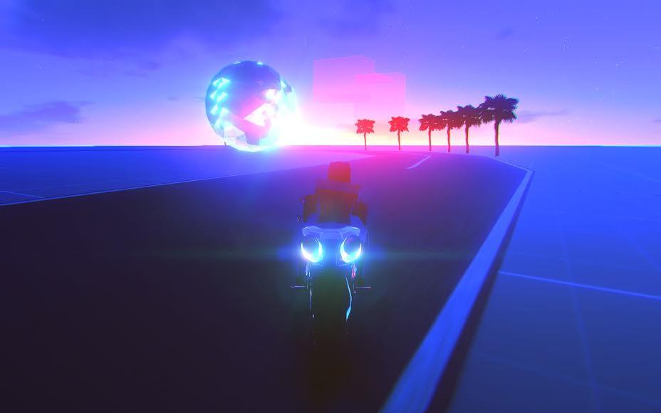 Animation virtuelle réalisée par Angelo Yoto