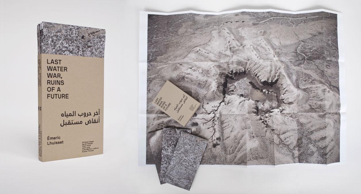 livre objet d'Émeric Lhuisset réalisée par Pierre de Belgique
