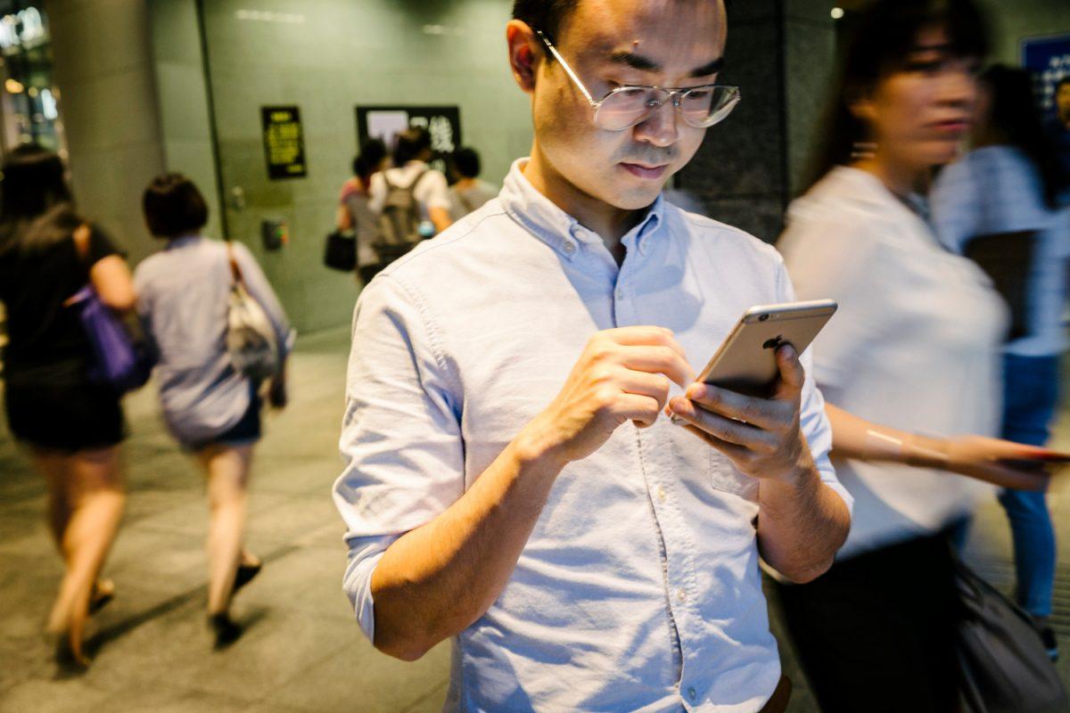 Photo 1 prise à Shanghai par l'artiste Ian Teh