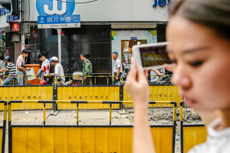 Photo 3 prise à Shanghai par l'artiste Ian Teh