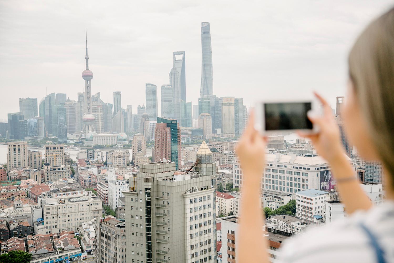 Photo 4 prise à Shanghai par l'artiste Ian Teh