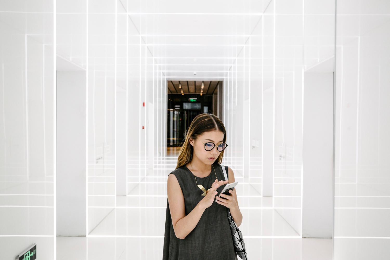 Photo prise à Shanghai par l'artiste Ian Teh