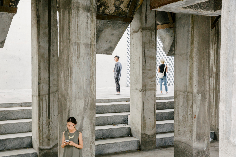 Photo 5 prise à Shanghai par l'artiste Ian Teh